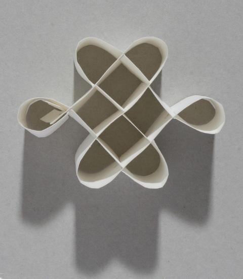 simple weave ribbon