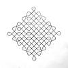 double-knot symmetric variation