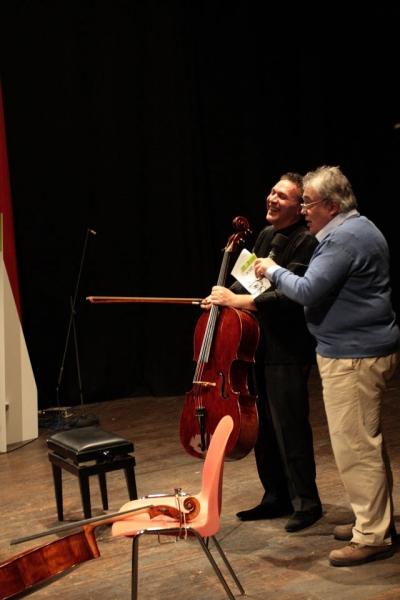 Luigi Piovano e Michele dall